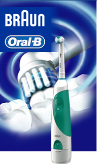 Battery tooth brush